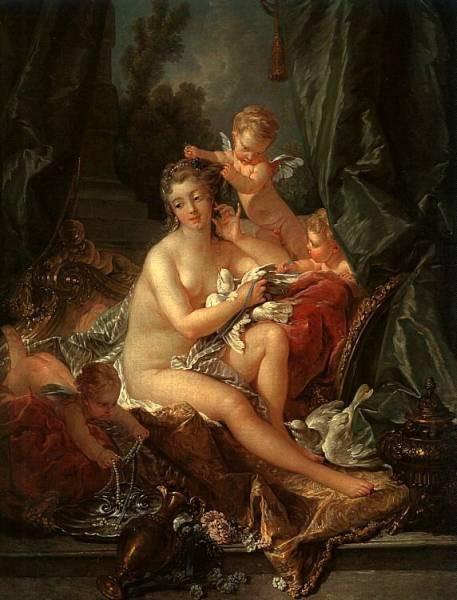 The Toilet of Venus CGF